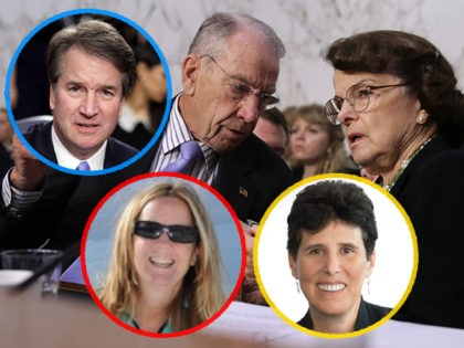 Timeline: Democrats' Changing Demands for Christine Blasey Ford's Testimony
