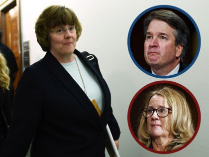 Report: Prosecutor Rachel Mitchell 'Would Not Charge Kavanaugh or Even Pursue a Search Warrant'