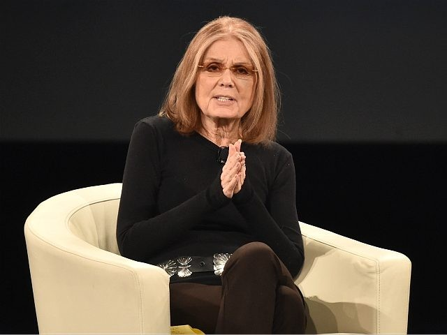 Gloria Steinem at the 2016 MAKERS Conference at Terranea Resort on February 1, 2016 in Rancho Palos Verdes, California. (Photo by Alberto E. Rodriguez/Getty Images)