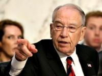 Grassley Sends Final Deadline for Kavanaugh Accuser's Lawyers: 10 P.M.