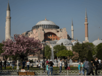 Erdogan Floats Reverting Hagia Sophia to a Mosque