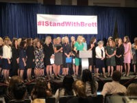 Watch Live: 6 Women to Speak Out in Support of Kavanaugh