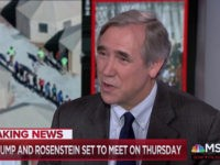 Dem Sen Merkley: Rosenstein Ouster 'Could Deeply Compromise Congress Getting the Details' of Mueller's Investigation