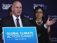 Jerry Brown climate summit (John Moore / Getty)