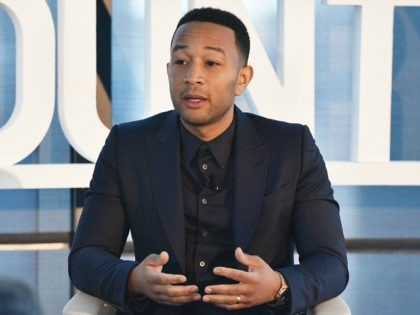 Singer/Songwriter John Legend speaks onstage during the 4th Annual Town & Country Philanthropy Summit at Hearst Tower on May 9, 2017 in New York City. (Photo by Bryan Bedder/Getty Images for Town & Country)