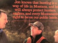 Jon Tester Hunting Ad