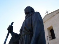Junipero Serra (Frederic J. Brown / Getty)