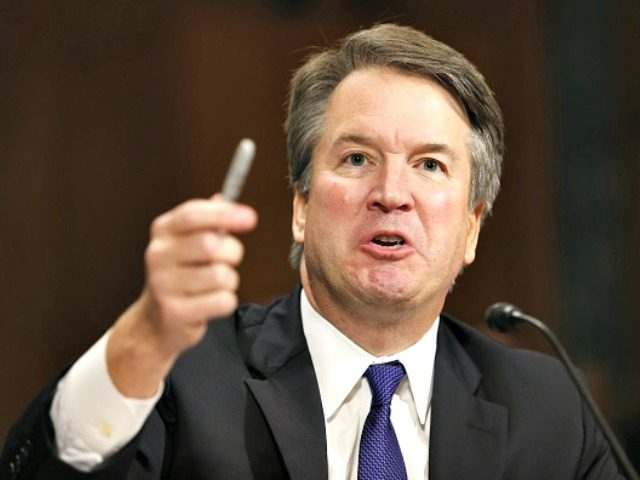 Senate Judiciary Committee to vote on Kavanaugh nomination Friday