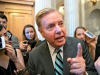 Graham: Don't Give the Dems Power — 'Nancy Pelosi Will Welcome the Caravans Here'