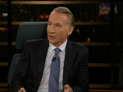 "Bill Maher on 9/21/18 ""Real Time"""