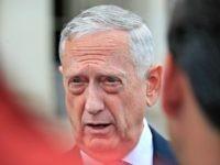 Mattis Addresses Recruits