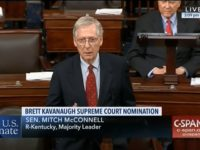 McConnell: Dems Aiding in 'Smear Campaign' Against Kavanaugh – He Will Be Voted on in 'Near Future'