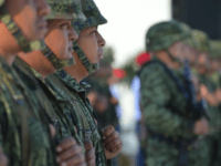 Mexican Army Seizes Cartel's Belt-Fed Machine Gun, Grenades near U.S. Border