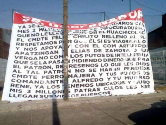 """CARTELES """"PACTAN TREGUA"""" en MICHOACAN, PERO """"NO JALÓ"""" el MENCHO del """"C.J.N.G""""...el capo prefiere hasta que se eche la vaca. Michoacan-Cartel-4"""