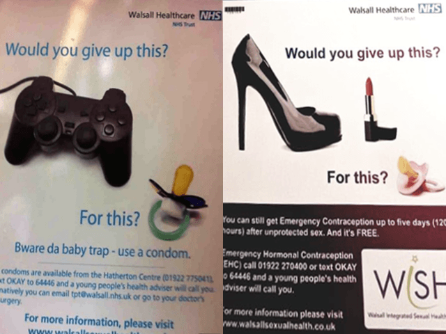 Sexual health posters nhs human