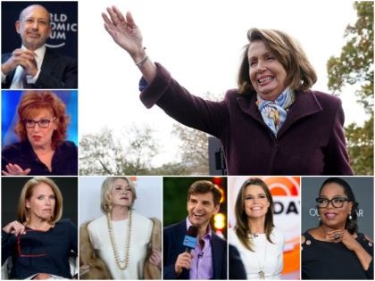 Nancy Pelosi Measures House's Drapes from the Hamptons at Elite Soiree with Globalist Power Brokers