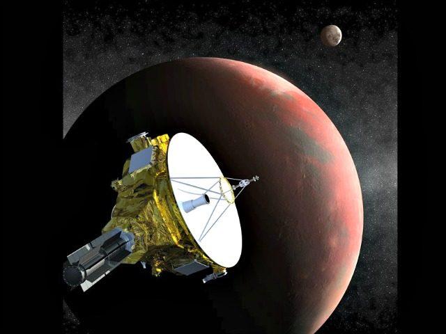 New-Horizons-spacecraft