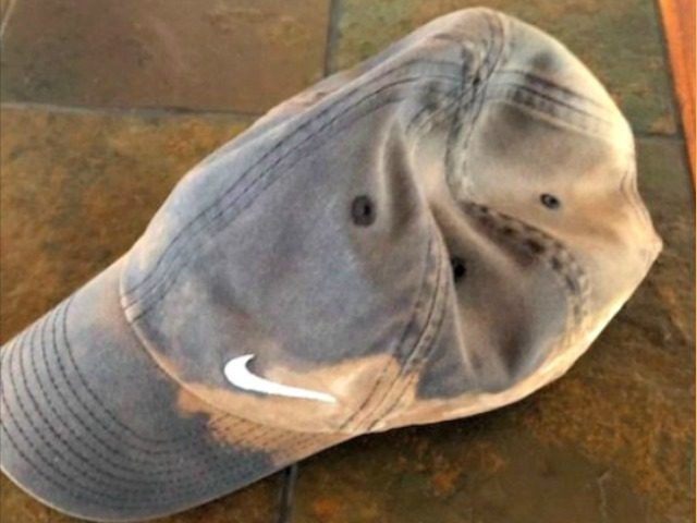 Sherry Potter's Nike Hat