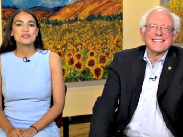 Ocasio-Cortez-and-Bernie-Sanders