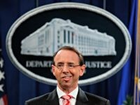Rod Rosenstein Staying at DOJ 'a Little Longer' than Anticipated