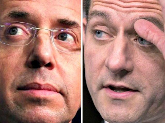 Rod Rosenstein, Paul Ryan