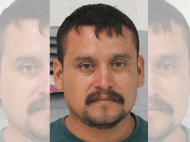 El Paso Border Patrol agents arrested a previously deported Mexican national accused of raping his 15-year-old daughter in Tennessee. (Photo: U.S. Border Patrol/El Paso Sector)