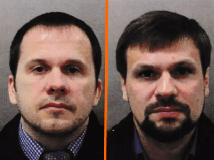 Russian suspects