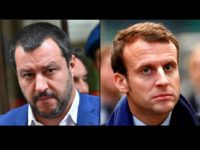 Salvini and Macron
