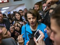 Dianne Feinstein Demands Another Delay After Another Kavanaugh Accusation