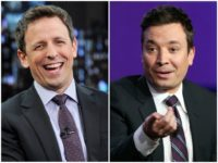 Late-Night Hosts Go Crazy over Trump's Penis