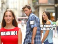 Sweden Boyfriend Meme