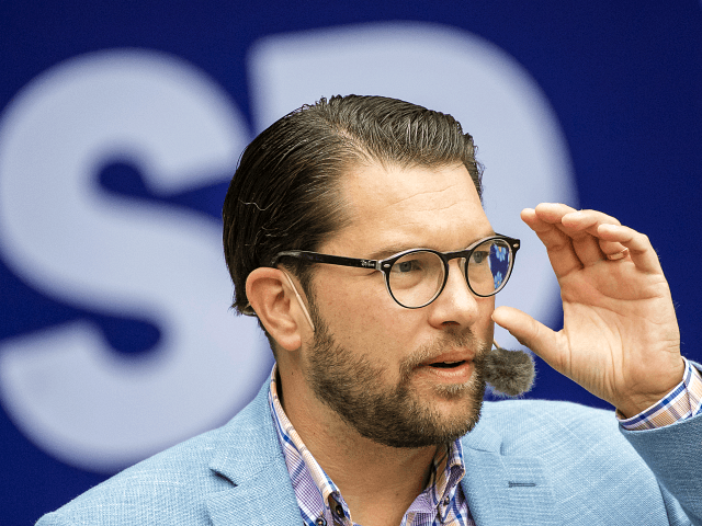 Sweden Democrats second largest in elections