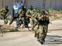 Syrian Rebel Forces