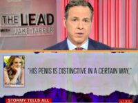 CNN's Jake Tapper Dedicates Segment to Trump's Penis