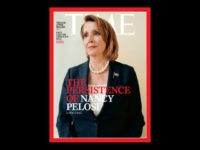 Nancy Pelosi is on the cover of Time magazine.