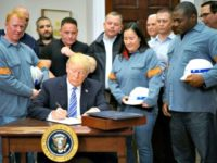 Trump Signs Tariff Proclamation