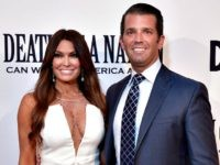 Don Jr., Kim Guilfoyle Pair Up on Campaign Trail in Ohio