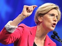 In this June 2, 2012 file photo, Massachusetts Democratic Senate candidate Elizabeth Warren speaks in Springfield, Mass. Liberals have groused about President Barack Obama since he was elected, lamenting a lack of progress on issues they hold dear. Even so, most liberal voters are expected to vote for Obama in …