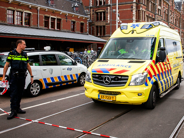 'Terrorist motive' cited in Amsterdam knife attack on 2 Americans