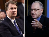 Dershowitz: Brett Kavanaugh Has 'Core Right to Confront His Accuser'