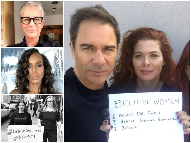 …Celebs Join 'National Walkout'…