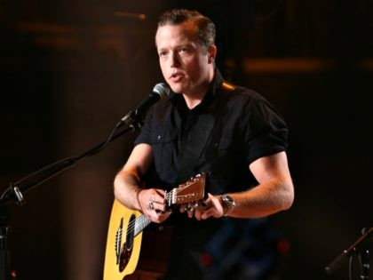 Jason Isbell and Amanda Shires perform during Old Crow Medicine Show and Jason Isbell Perform Live Streamed Concerts For 'Soundtrack Of America: Made In Tennessee' - Nashville at The Country Music Hall of Fame on May 24, 2016 in Nashville, Tennessee. (Photo by Anna Webber/Getty Images for Tennessee Department of …