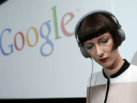 A DJ plays music on September 26, 2012 at the official opening party of the Google offices in Berlin, Germany. Although the American company holds 95% of the German search engine market share and already has offices in Hamburg and Munich, its new offices on the prestigious Unter den Linden …