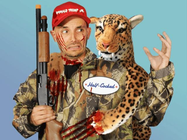 Donald Trump Jr. Hunting Halloween Costume - Pre-Order Now