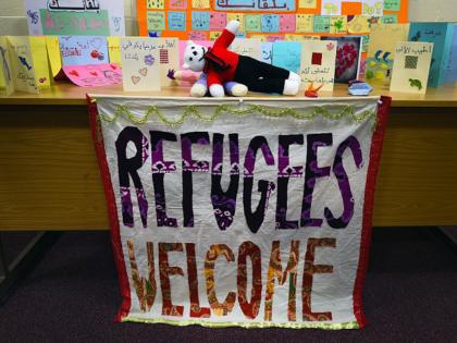 irish refugee centre