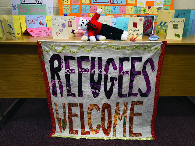 irish refugee centre
