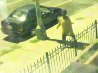 Surveillance video released by police of a person of interest in Wendy K. Martinez's Sept. 19 death. (D.C. Police)