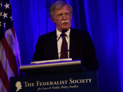'The ICC Is Already Dead to Us': John Bolton Announces Withdrawal over War on Terror Probe