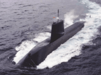 JDS Harushio (SS 583)