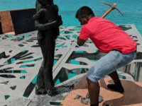 Maldives Destroys British Statues Deemed Offensive to Islam